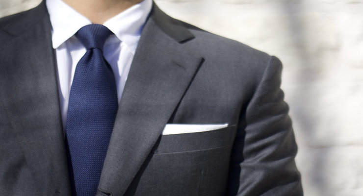 dressing confidently for job interview