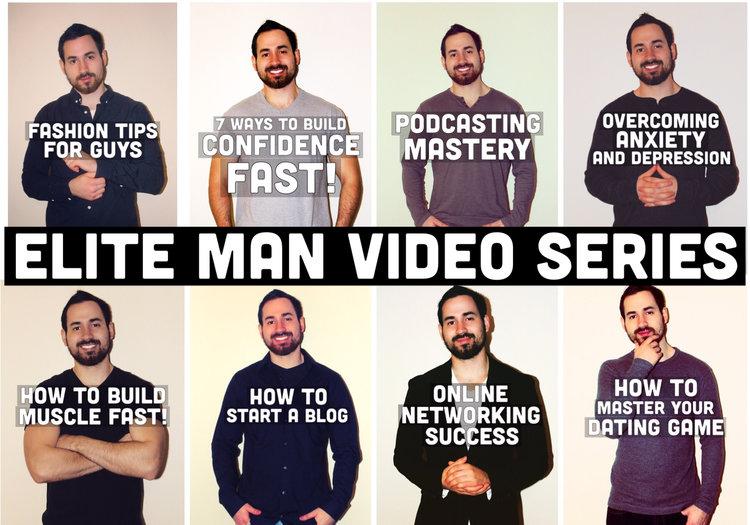 elite man video series