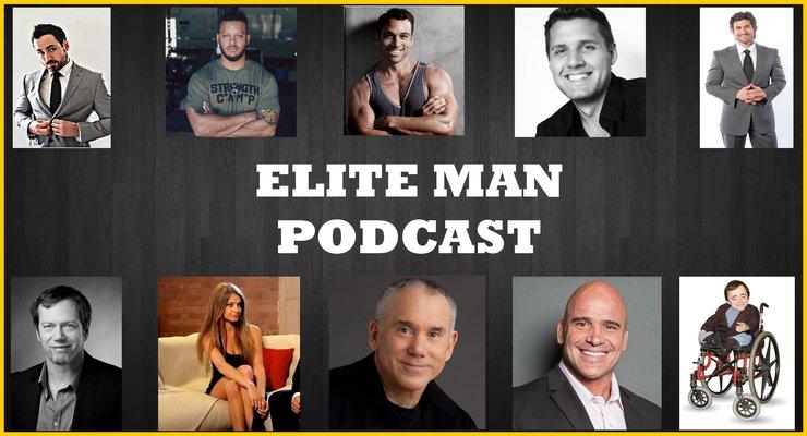elite man podcast (best men's podcast in the world)